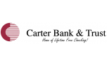 Carter Bank & Trust Home of Lifetime Free Checking