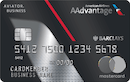 American Airlines AAdvantage Aviator Business Credit Card image