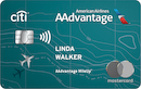 American Airlines AAdvantage MileUp℠ Card image
