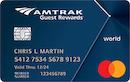 Amtrak Credit Card image