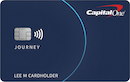 Journey Student Rewards from Capital One image
