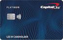 Capital One Platinum Credit Card image