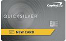 Capital One Quicksilver Student Cash Rewards Credit Card image