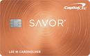 Capital One Savor Cash Rewards Credit Card image