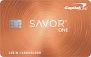 Capital One SavorOne Cash Rewards Credit Card image
