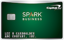 Capital One Spark Cash Select for Business image