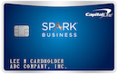 Capital One Spark Miles for Business image