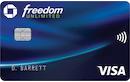 Chase Freedom Unlimited image