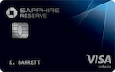Chase Sapphire Reserve image