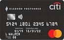 Citi Diamond Preferred Card image