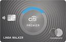 Citi Premier Card image