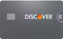 Discover it Secured Credit Card image