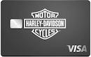 Harley-Davidson Secured Credit Card image