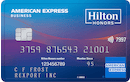 The Hilton Honors American Express Business Card image