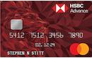 HSBC Advance Credit Card image