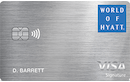 The World of Hyatt Credit Card image
