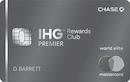 IHG Rewards Club Premier Credit Card image