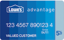Lowe's Store Card image