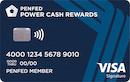 PenFed Power Cash Rewards Visa Signature Card image