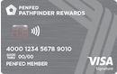 PenFed Pathfinder Rewards Visa Signature Card image