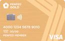 PenFed Gold Visa Card image