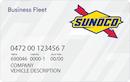 Sunoco Fleet Card image