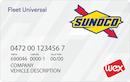 Sunoco Gas Card image