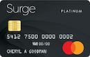Surge Mastercard Credit Card image