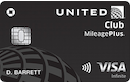 United Club Infinite Credit Card image