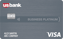 U.S. Bank Business Platinum image