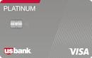 U.S. Bank Visa Platinum Card image
