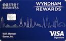 Wyndham Business Credit Card image
