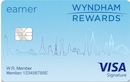 Wyndham Credit Card with No Annual Fee image