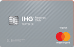 ihg rewards club traveler credit card