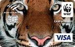 world wildlife fund credit card