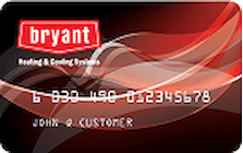 bryant store card