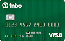 first national bank of omaha secured visa card