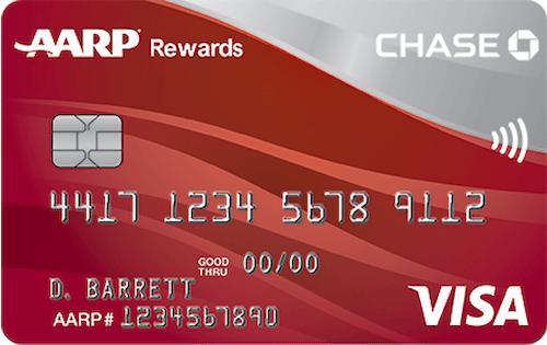 aarp rewards credit card