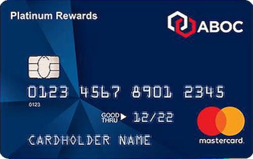 Amalgamated Bank of Chicago Platinum Rewards Mastercard® Credit Card Image