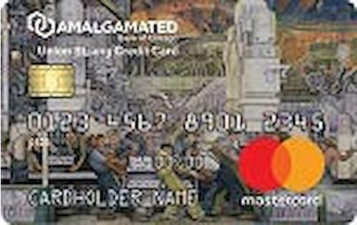 Amalgamated Bank of Chicago Union Strong Mastercard® Credit Card