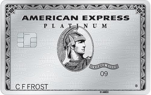 The Platinum Card® from American Express Avatar