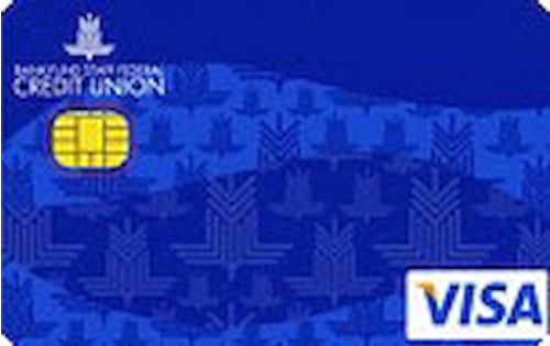 bank fund staff federal credit union platinum member rewards credit card