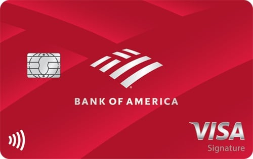 Bank of America® Customized Cash Rewards credit card image