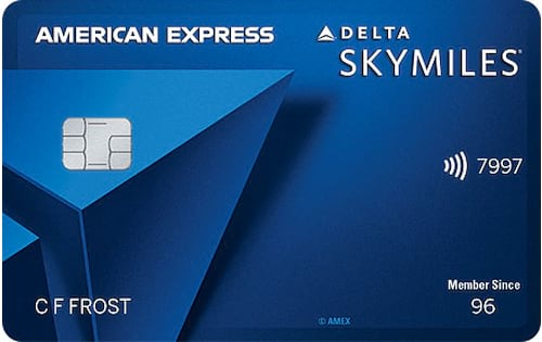 Delta SkyMiles® Blue American Express Card Avatar