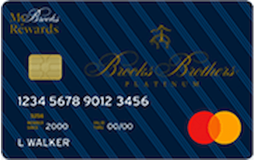 brooks brothers credit card
