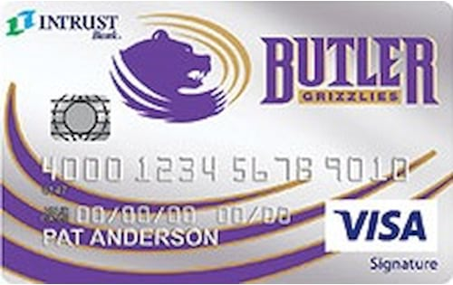 butler community college credit card