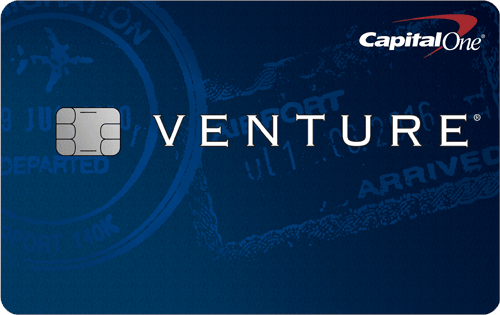 Capital One Venture Rewards Credit Card Avatar