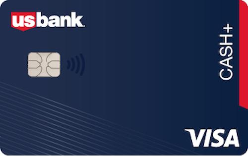 U.S. Bank Cash+™ Visa Signature® Card Avatar
