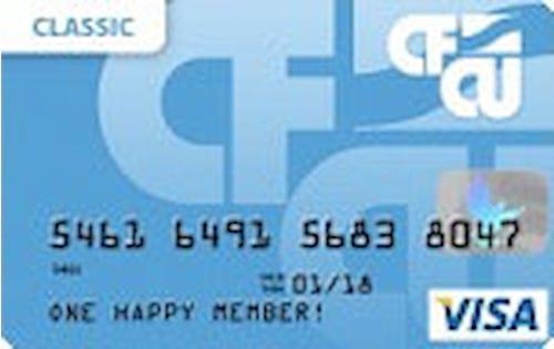 cfcu community credit union secured credit card