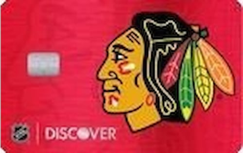 chicago blackhawks credit card